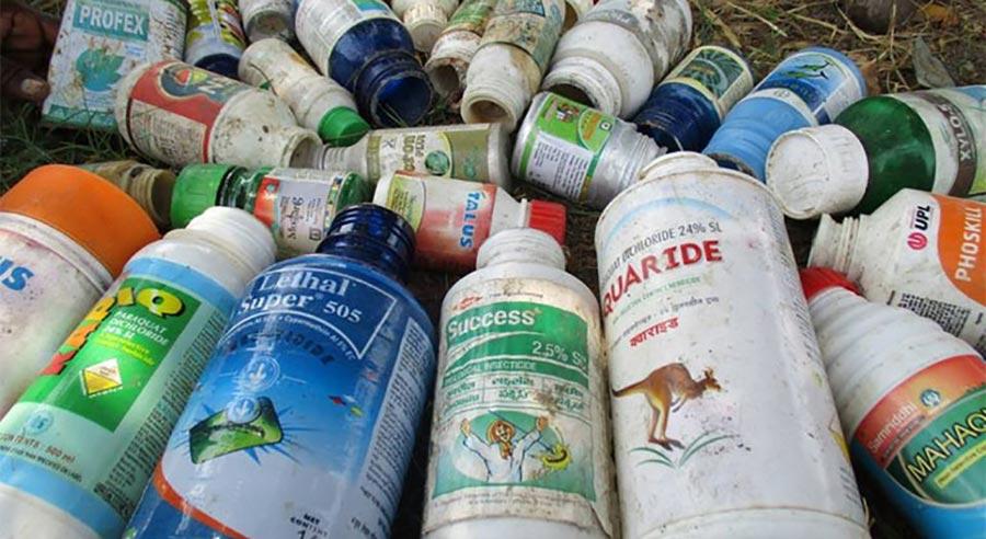 Πρόγραμμα διαχείρισης κενών πλαστικών συσκευασιών γεωργικών φαρμάκων στο Δήμο Κιλελέρ
