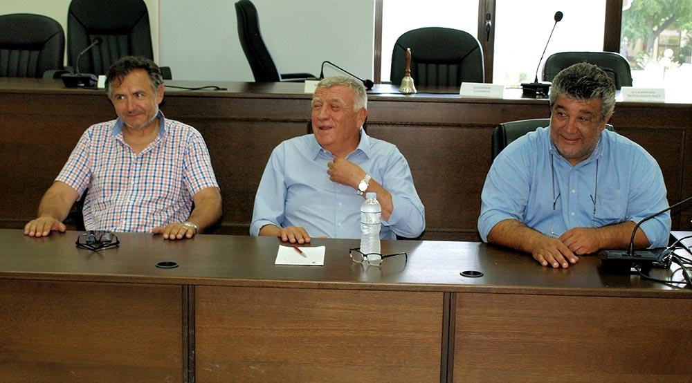 Σύσκεψη για την αξιοποίηση της βιομάζας στο Δήμο Κιλελέρ