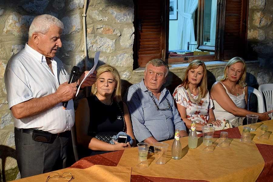 Φιλική βραδιά του ΚΑΠΗ Νίκαιας