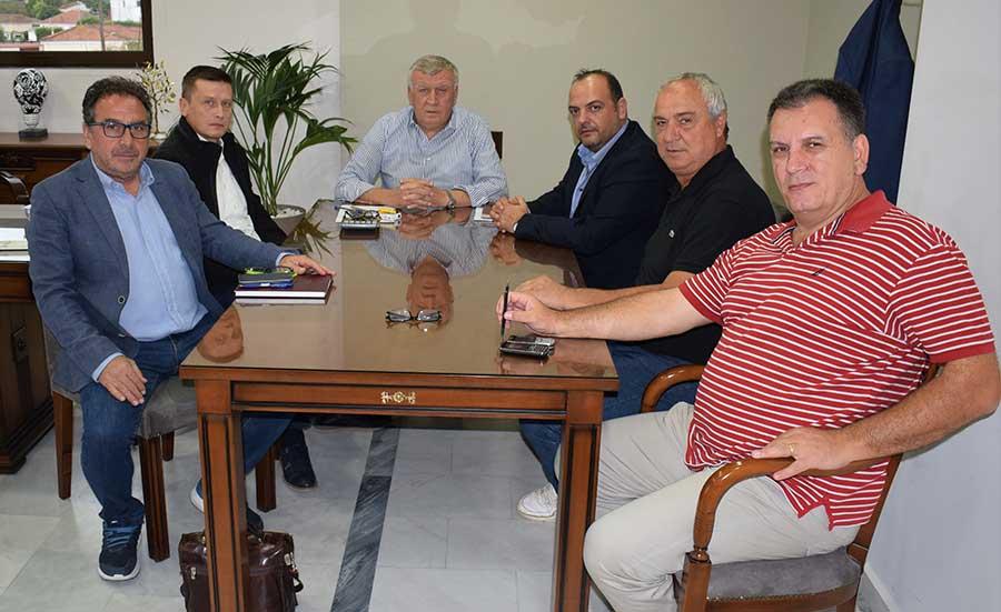 Συνάντηση ΤΕΕ Κ.Δ. Θεσσαλίας με τον Δήμαρχο Κιλελέρ