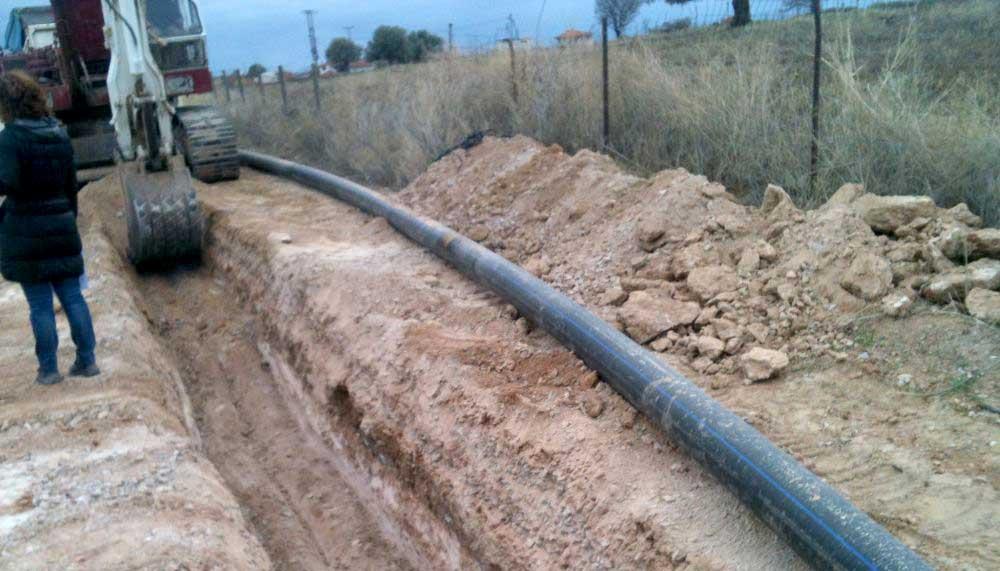 Κλείνει ο δρόμος, έρχεται το… νερό στο Δήμο Κιλελέρ