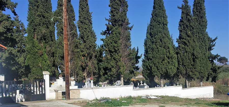 Mελέτες γεωλογικής καταλληλότητας και περιβαλλοντικών επιπτώσεων για το νέο κοιμητήριο στη Νίκαια