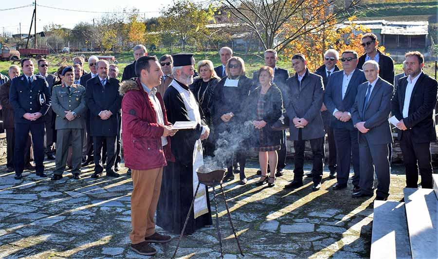 Μνημόσυνο στη μνήμη των εκτελεσθέντων πατριωτών στο Μ. Μοναστήρι